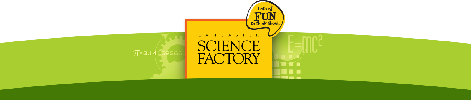 Footer Logo for Lancaster Science Factory