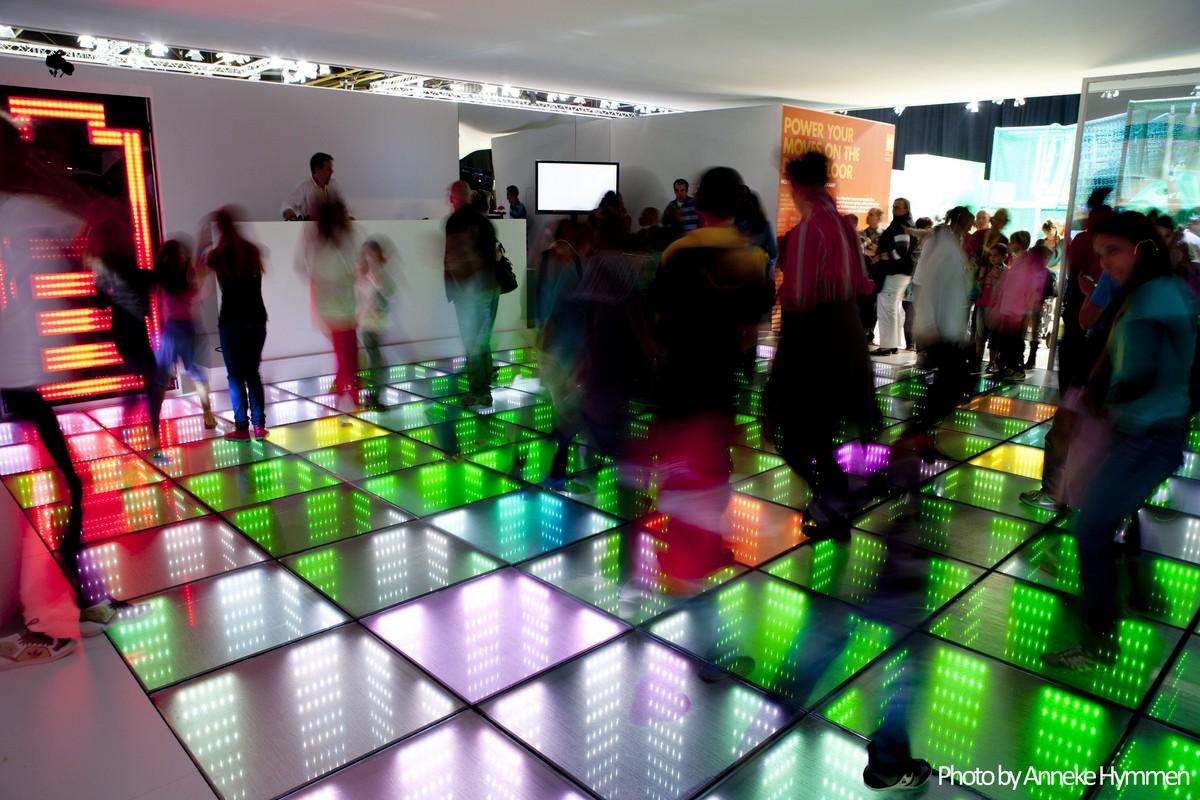 Sustainable Energy Floor